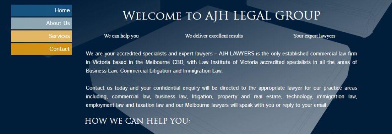 AJH Lawyers