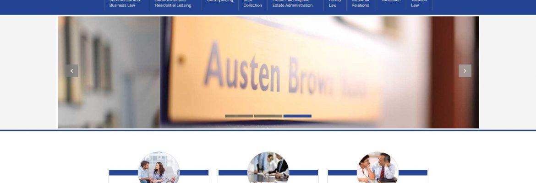 Austen Brown, Boog Solicitors