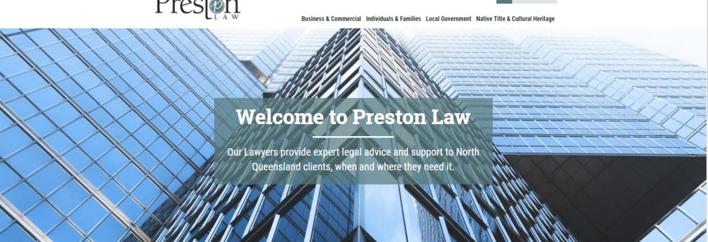Preston Law