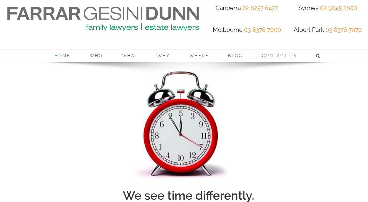 Farra Gesini Dunn